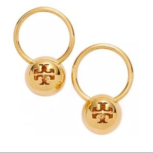 Tory Burch Gold earring